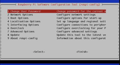Change User Password Raspberry Pi